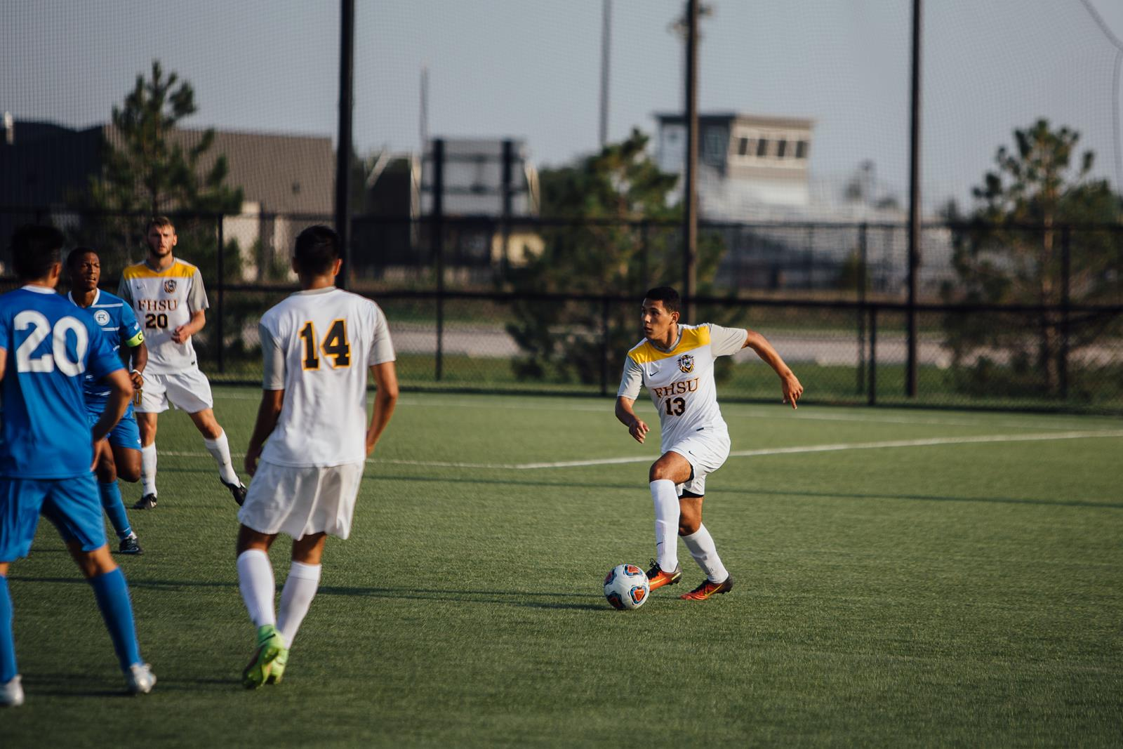 cbc42160f0a8 Tigers Gear Up For Conference Play At Home - FHSU Athletics