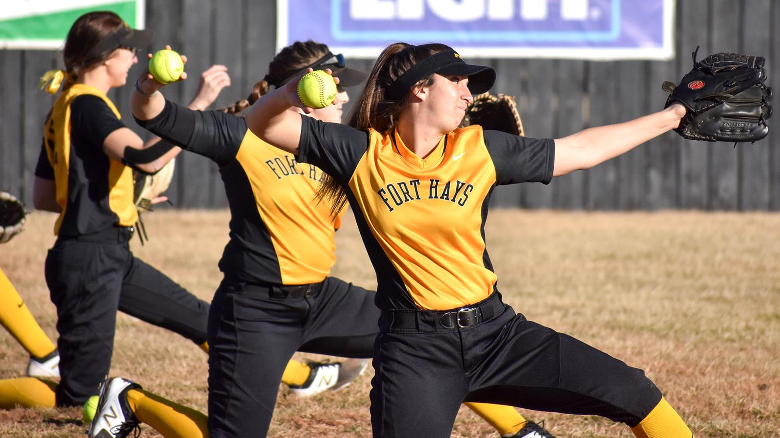 Softball Announces Schedule Updates Home Opener Wednesday Fhsu